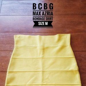 BCBG Max Azria Bondage Skirt